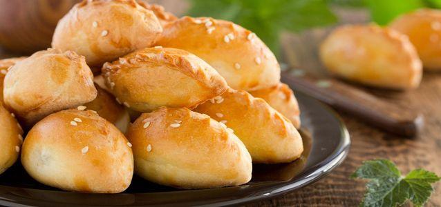 рецепт пирожков с картошкой