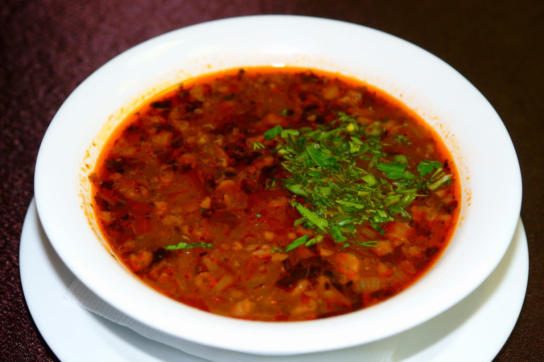 Как приготовить суп харчо в домашних условиях фото