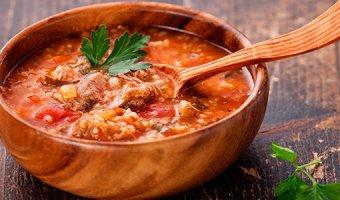 Рецепт приготовления супа Харчо в домашних условиях