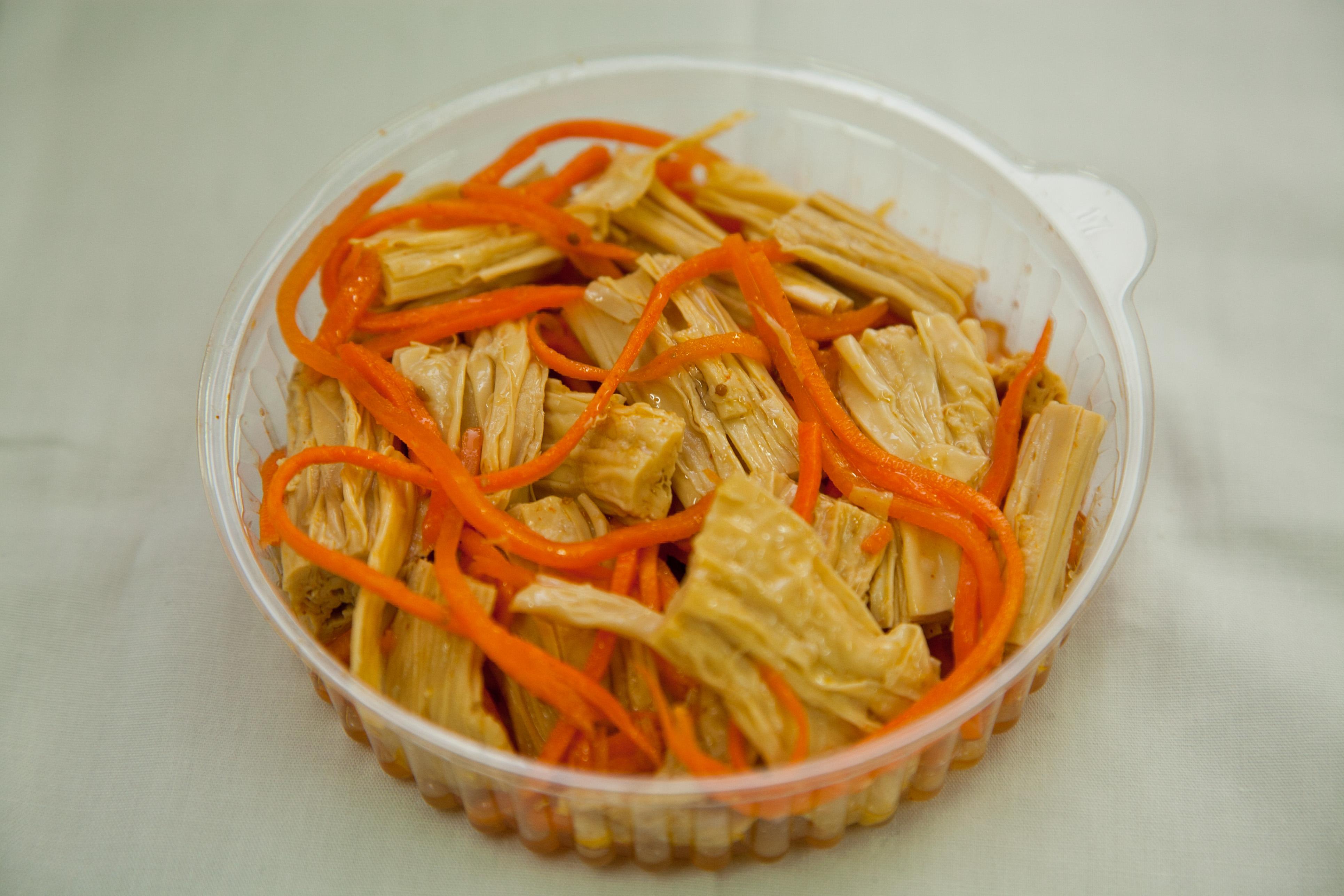 Как из спаржи сделать салат