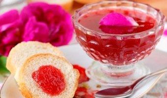 Рецепт варенья из роз – вкусный десерт из лепестков