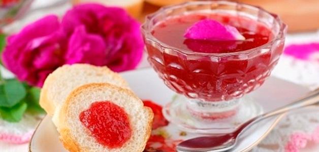 Рецепт варенья из роз - вкусный десерт из лепестков