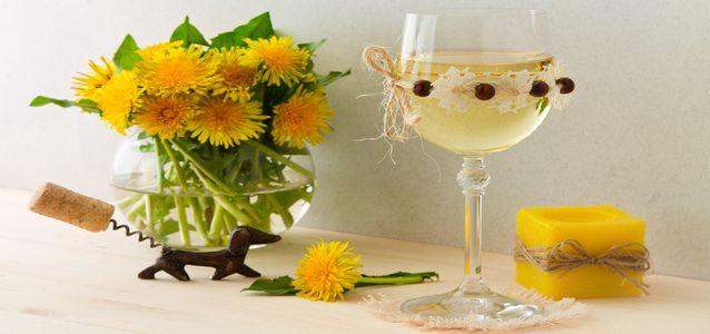рецепт вина из одуванчиков в домашних условиях