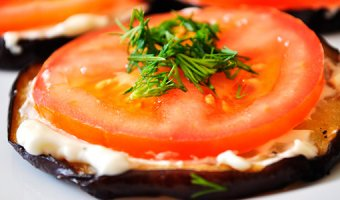 Рецепты из баклажанов – быстрые и вкусные блюда с фото