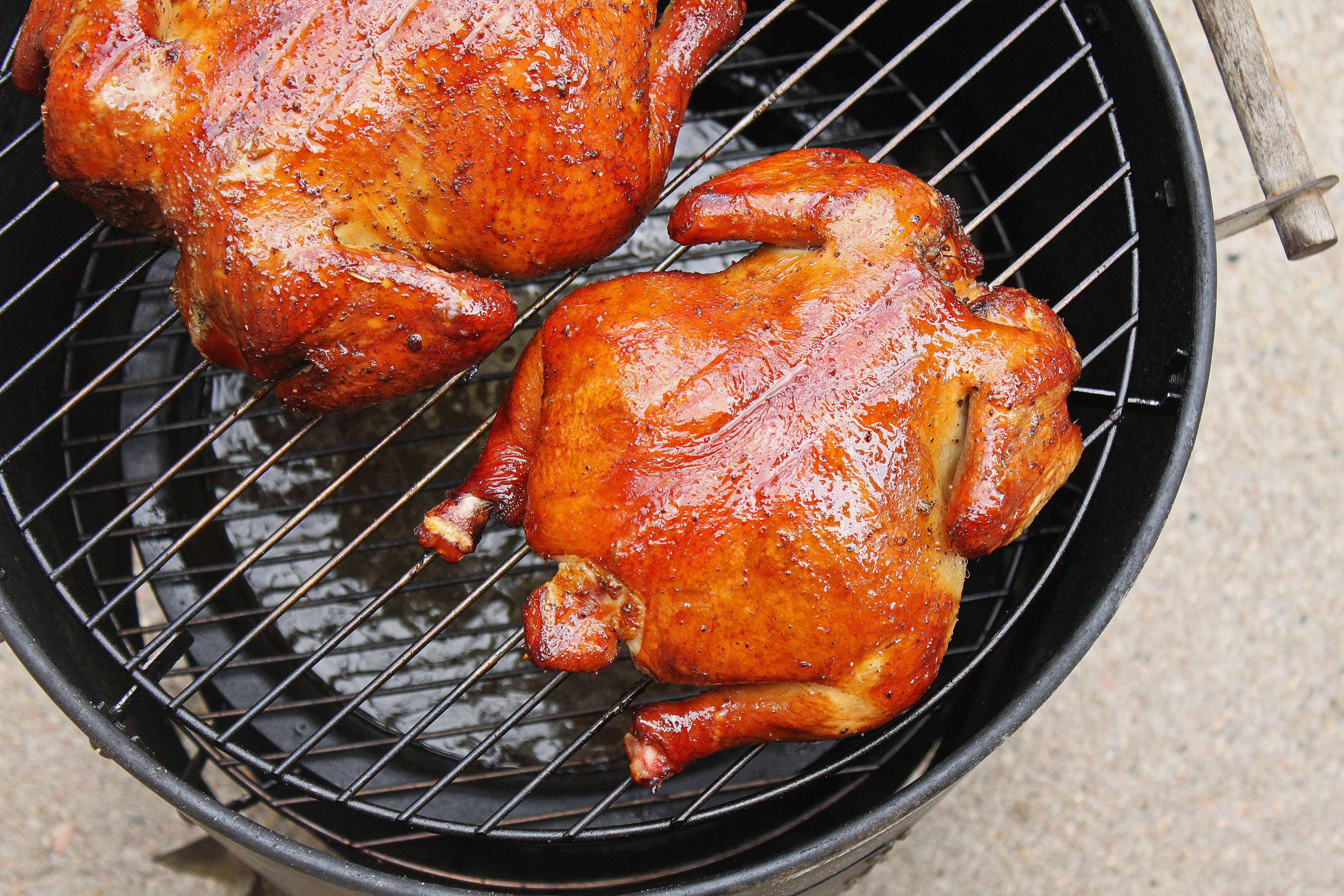 Маринад для копчения курицы