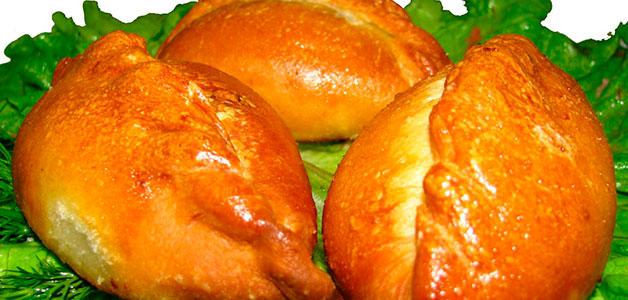 Рецепт пирожков со щавелем