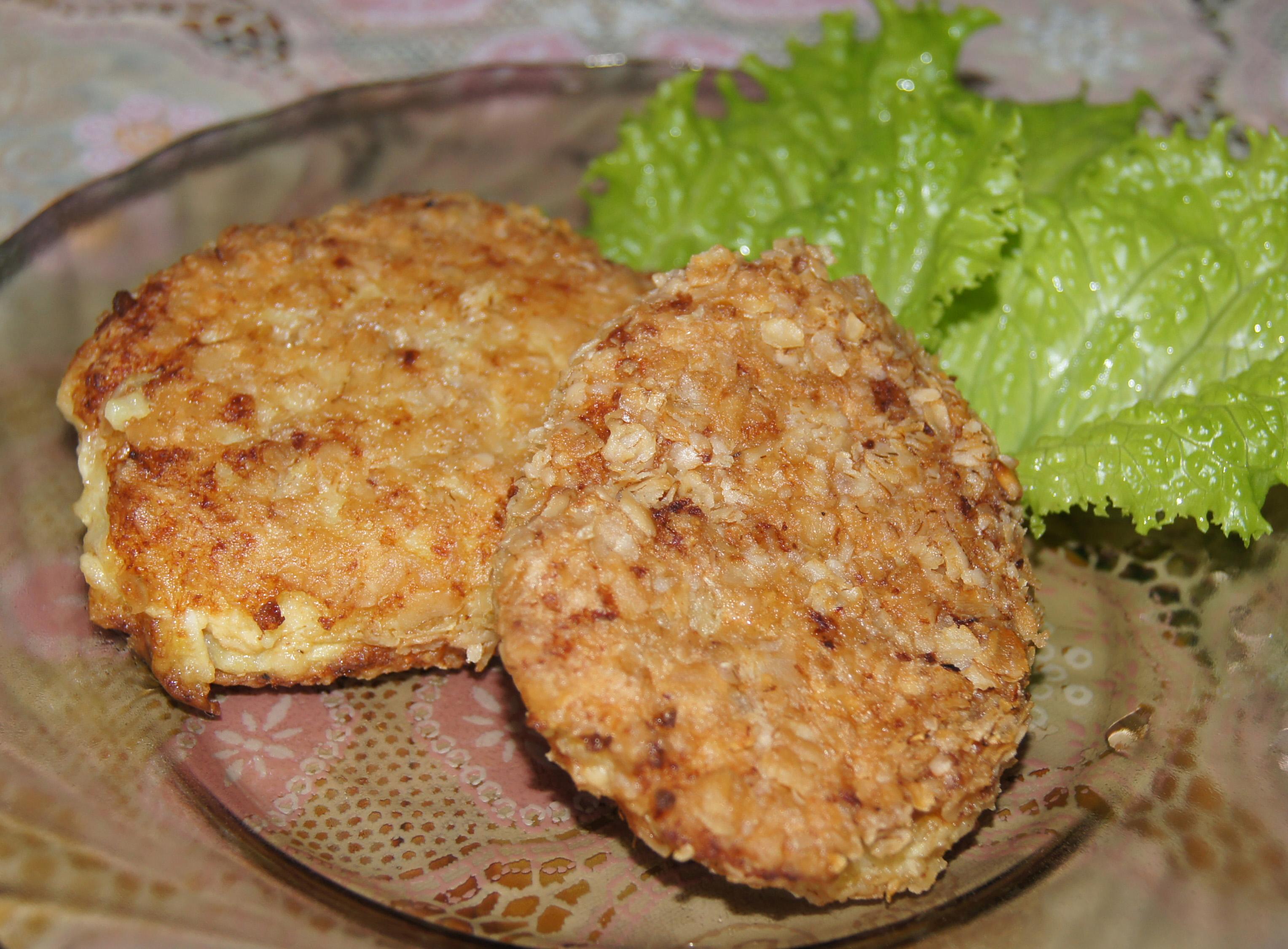 Котлеты из хека рецепт с пошагово