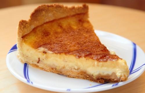 Творожно-сметанный кекс рецепт