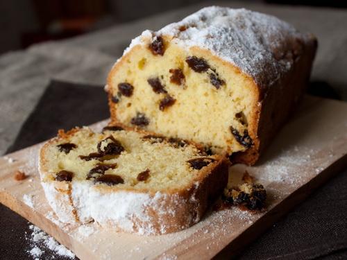 Творожно-сметанный кекс рецепт с фото