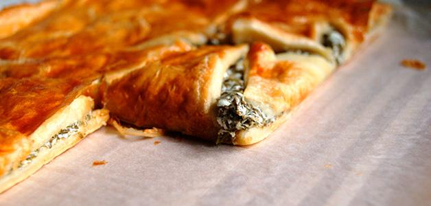 Пирог с щавелем рецепт