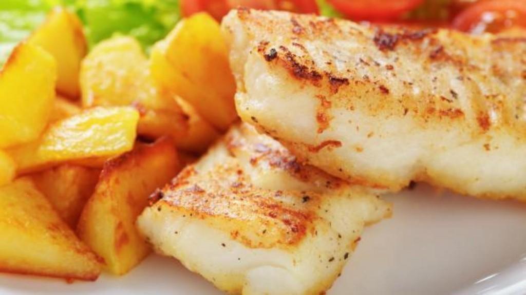 Филе с картошкой рецепт