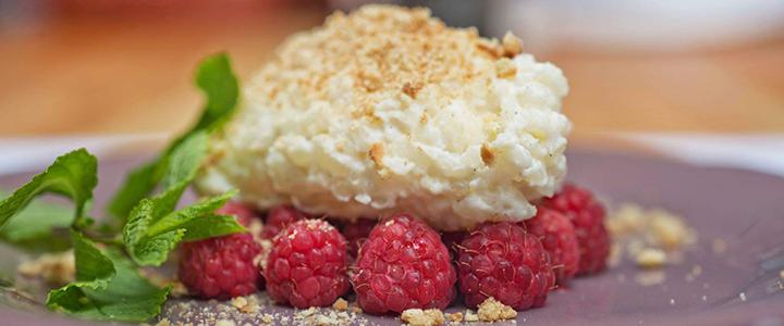 Рисовый пудинг – 4 рецепта английского десерта