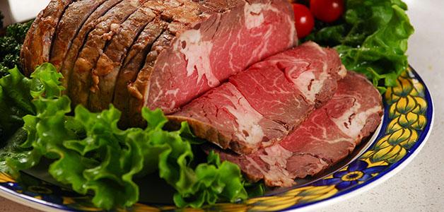 Классический ростбиф из говядины
