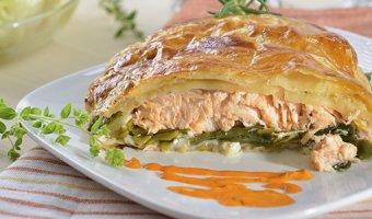Рыбный пирог – рецепты вкусных пирогов из рыбы