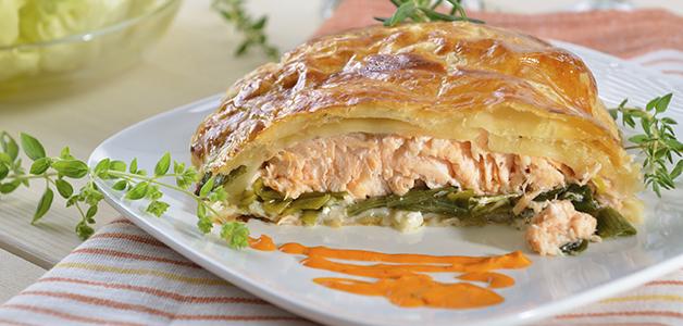 Рыбный пирог - рецепты вкусных пирогов из рыбы