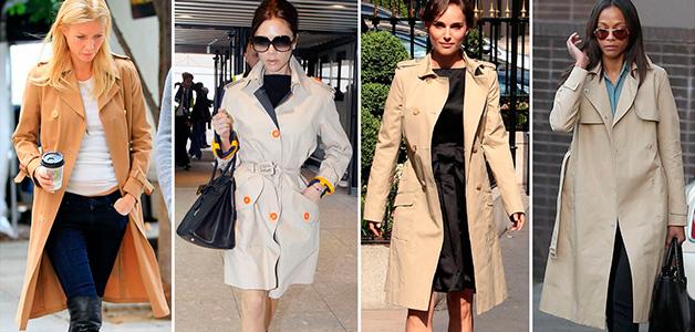 С чем носить плащ - трендовые советы для модниц