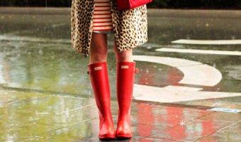 С чем носить резиновые сапоги – правила и антитренды