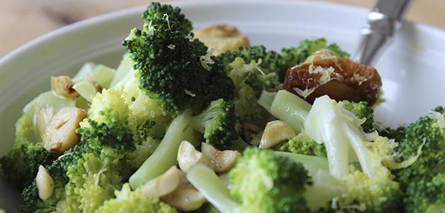 Салат из брокколи: 4 лучших рецепта
