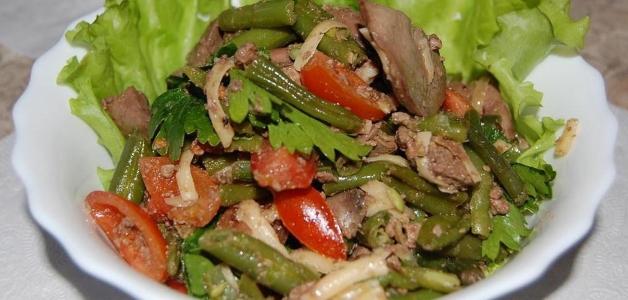 Салат из кольраби с капустой