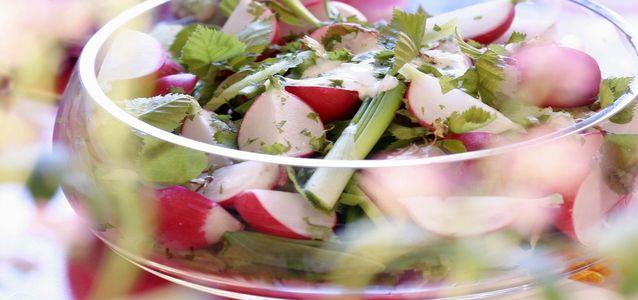 салат из крапивы приготовить