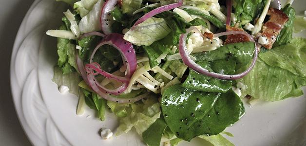 Салат со шпинатом рецепты