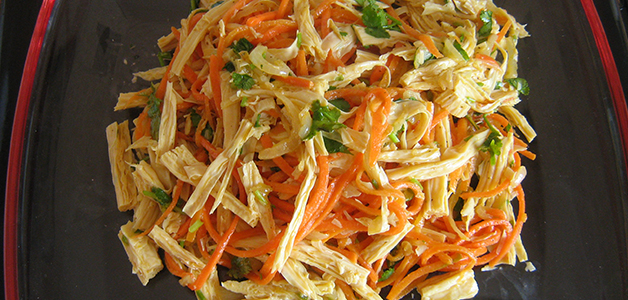 Салат из спаржи рецепты