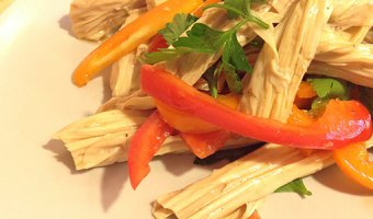Салат из спаржи – вкусные рецепты
