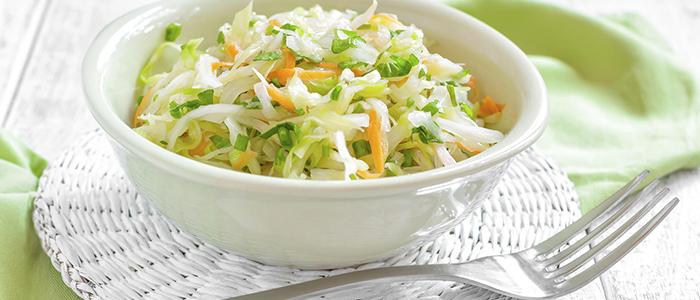 Салат из свежей капусты – 4 рецепта