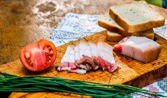 Сало в рассоле – вкусные рецепты в банке