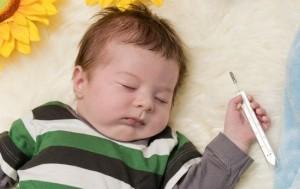 Домашние средства от температуры для ребенка