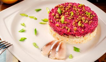 Сельдь под шубой – 5 рецептов русского салата