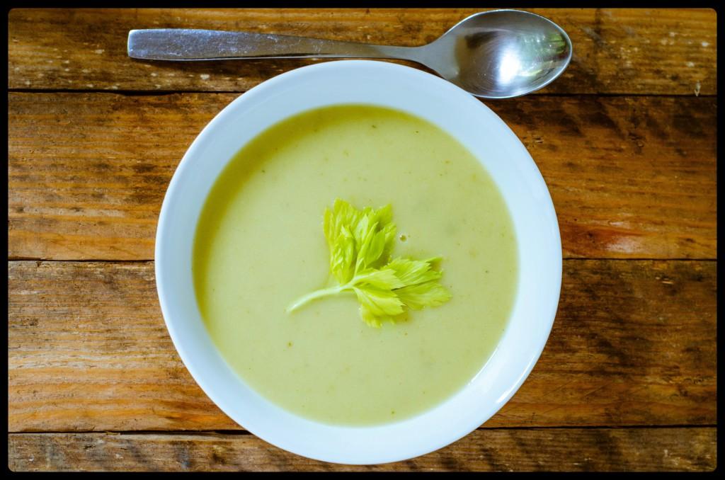 Сельдереевый Суп Диета На 7 Дней