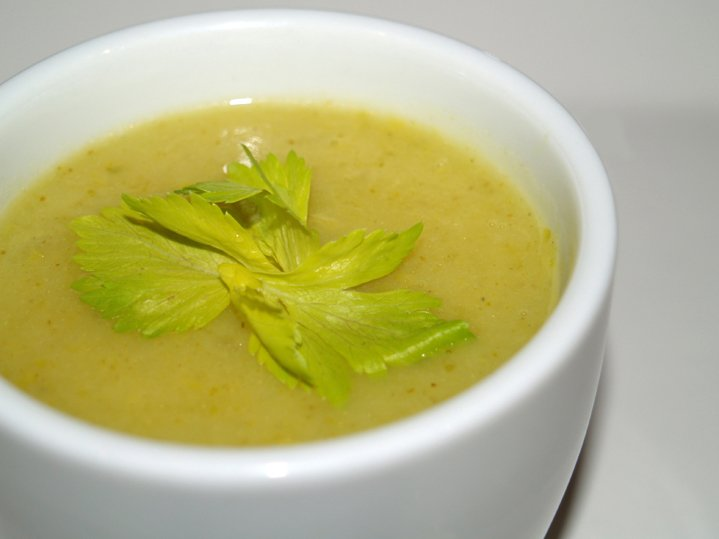 как приготовить сельдереевый суп