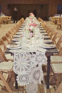 Свадебный стиль шебби шик