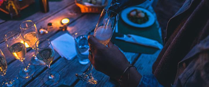 Польза и вред шампанского для организма