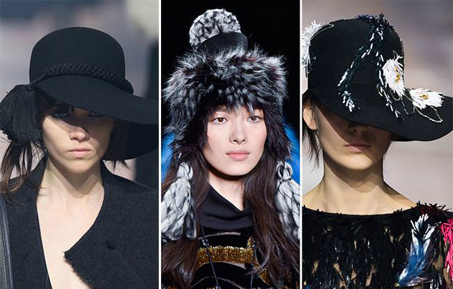 Модные модели шапок