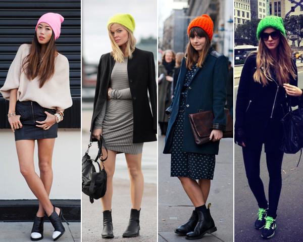 Шапки мода 2016
