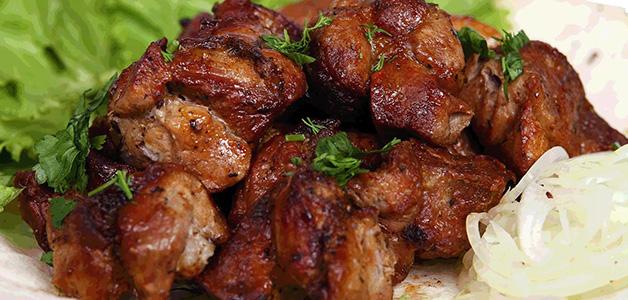 Замариновать шашлык из свинины