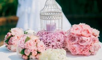 Свадьба в стиле Шебби Шик – идеи для оформления торжества