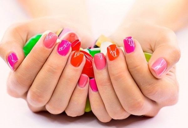 Шлак фото для ногтей