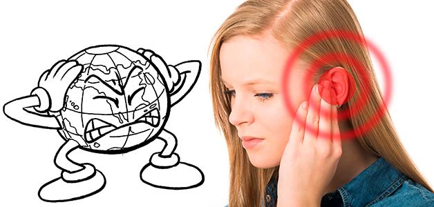Шум в ушах - причины и лечение тиннитуса