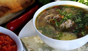 Шурпа из говядины – 5 простых и вкусных рецептов