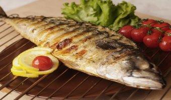 Скумбрия на мангале: рецепты из нежной рыбы