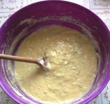 Сладкие кабачковые оладьи рецепт
