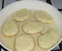 Оладушки из кабачков сладкие