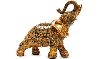 Слон по фэн-шуй – символ стабильности