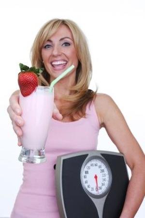 Как составить рацион правильного питания для похудения
