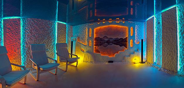 Соляная пещера — Городская поликлиника 69, город Москва