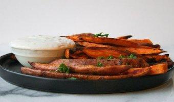 Соус для картошки фри: домашние рецепты