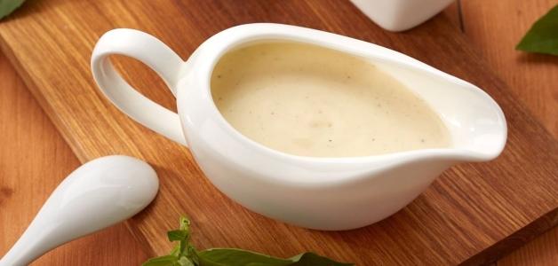 соус из сыра с плесенью со сливками